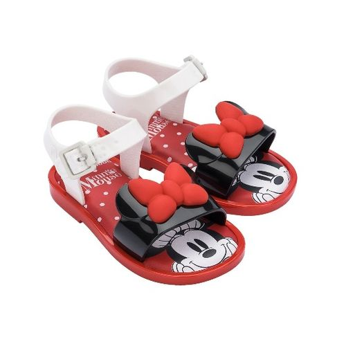 Sandalia-Mini-Melissa-Mar-Sandal---Mickey-and-Friends-Branca