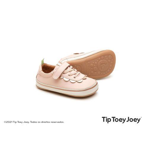 Tenis-Tip-Toey-Joey-Flouncy-Rosa-Claro