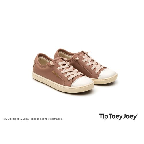 Tenis-Tip-Toey-Joey-Little-Funk-Mogno-Rose