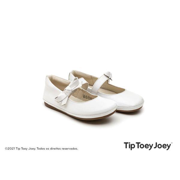 Sapatilha-Tip-Toey-Joey-Little-Doroth-Branca-Envernizada