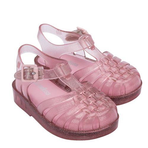 Sandalia-Mini-Melissa-Possession-Rosa-Claro-Glitter