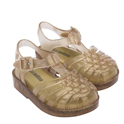 Sandalia-Mini-Melissa-Possession-Bege-Glitter