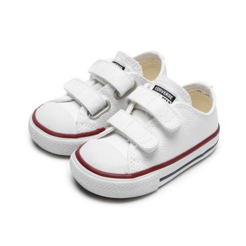 Tenis-Infantil-Converse-All-Star-Branco-Couro-2V-