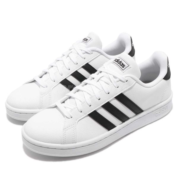 Tenis-Infantil-Adidas-Grand-Court-Branco