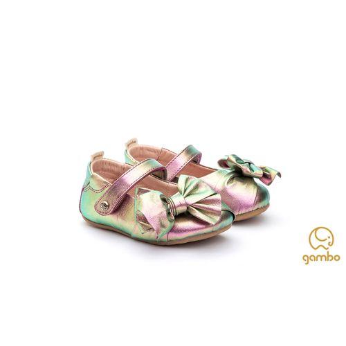 Sapatilha-Infantil-Gambo-Baby-Glow-Sereia-Pink-Furta-Cor