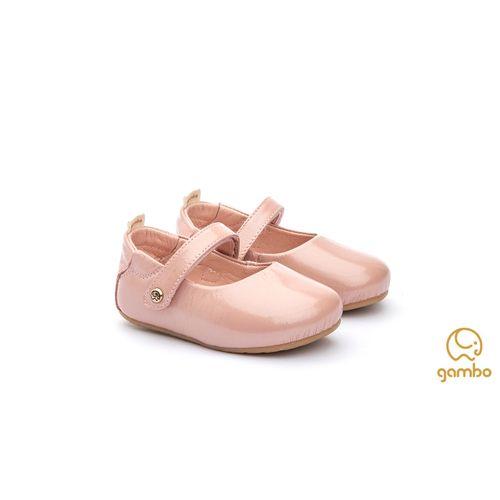 Sapatilha-Infantil-Gambo-Baby-Classica-Verniz-Rosa-Jujuba