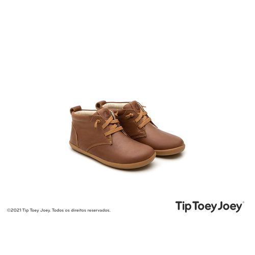 Bota-Tip-Toey-Joey-Little-Rambler-Marrom