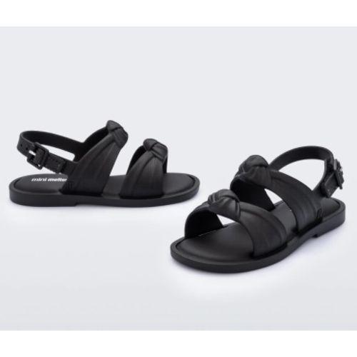 Sandalia-Mini-Melissa-Velvet-Sandal-Preto-Opaco