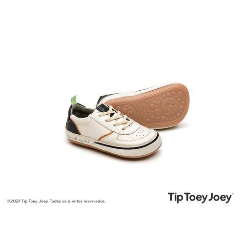 Tenis-Tip-Toey-Joey-Brinky-Bege-e-Preto