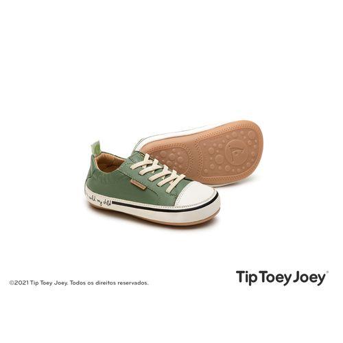 Tenis-Tip-Toey-Joey-Funky-Verde-Musgo