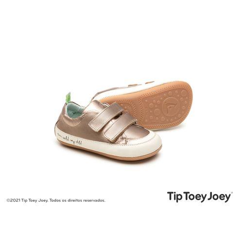 Tenis-Tip-Toey-Joey-Bossy-Dourado