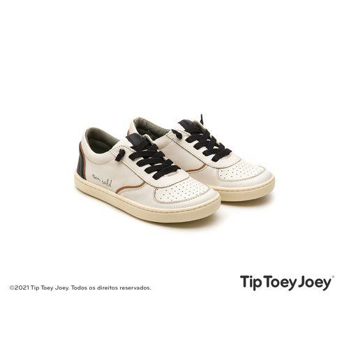 Tenis-Tip-Toey-Joey-Little-Brink-Bege-e-Preto