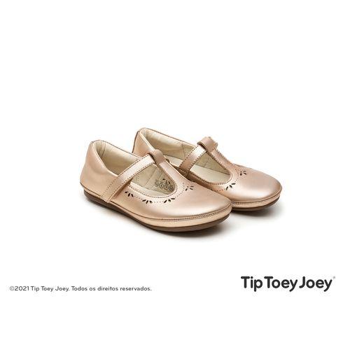 Sapatilha-Tip-Toey-Joey-Little-Daint-Salmao-Metalico