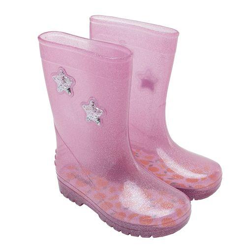 galocha-infantil-laranjeiras-kids-estrela-glitter-rosa-cano-alto