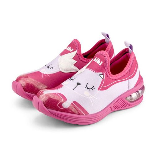 Tenis-Infantil-Bibi-de-Luz-Space-Wave-Rosa-Pink-Gatinho--1-