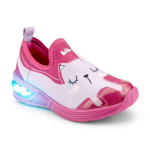 Tenis-Infantil-Bibi-de-Luz-Space-Wave-Rosa-Pink-Gatinho--2-