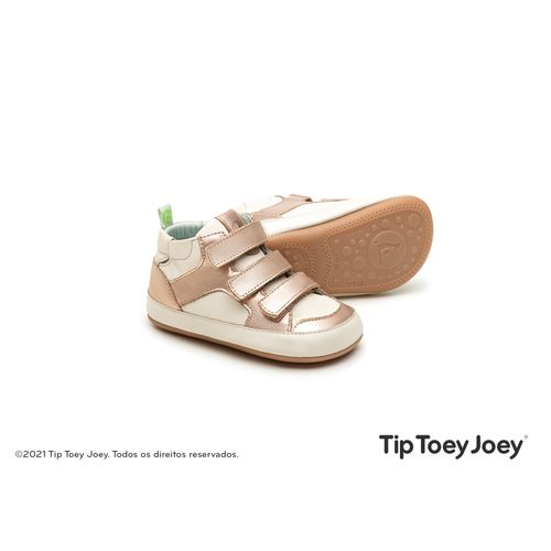 Bota-Tip-Toey-Joey-Metropoly-Salmao-Metalico