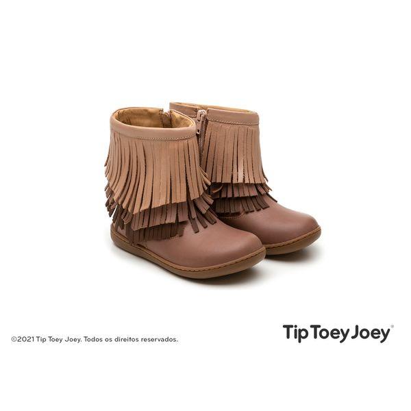 Bota-Tip-Toey-Joey-Little-Texas-Mogno-Rose