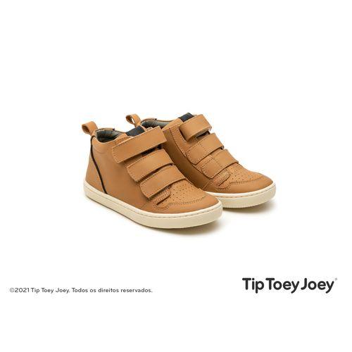 Bota-Tip-Toey-Joey-Little-Metro-Caramelo