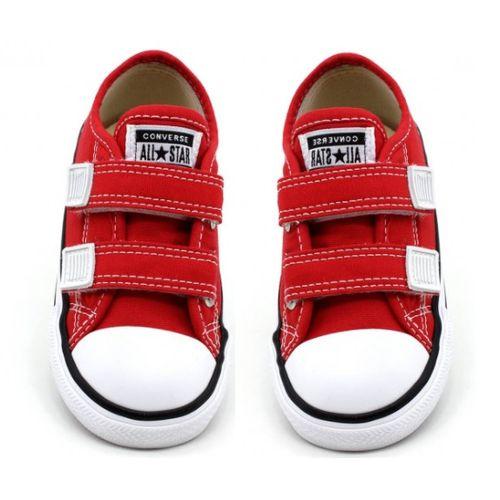 Tenis-Infantil-Converse-All-Star-Chuck-Taylor-Vermelho-2V--18-ao-25-