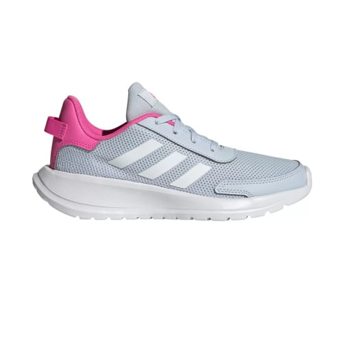 tenis-infantil-adidas-tensaur-cinza-e-rosa