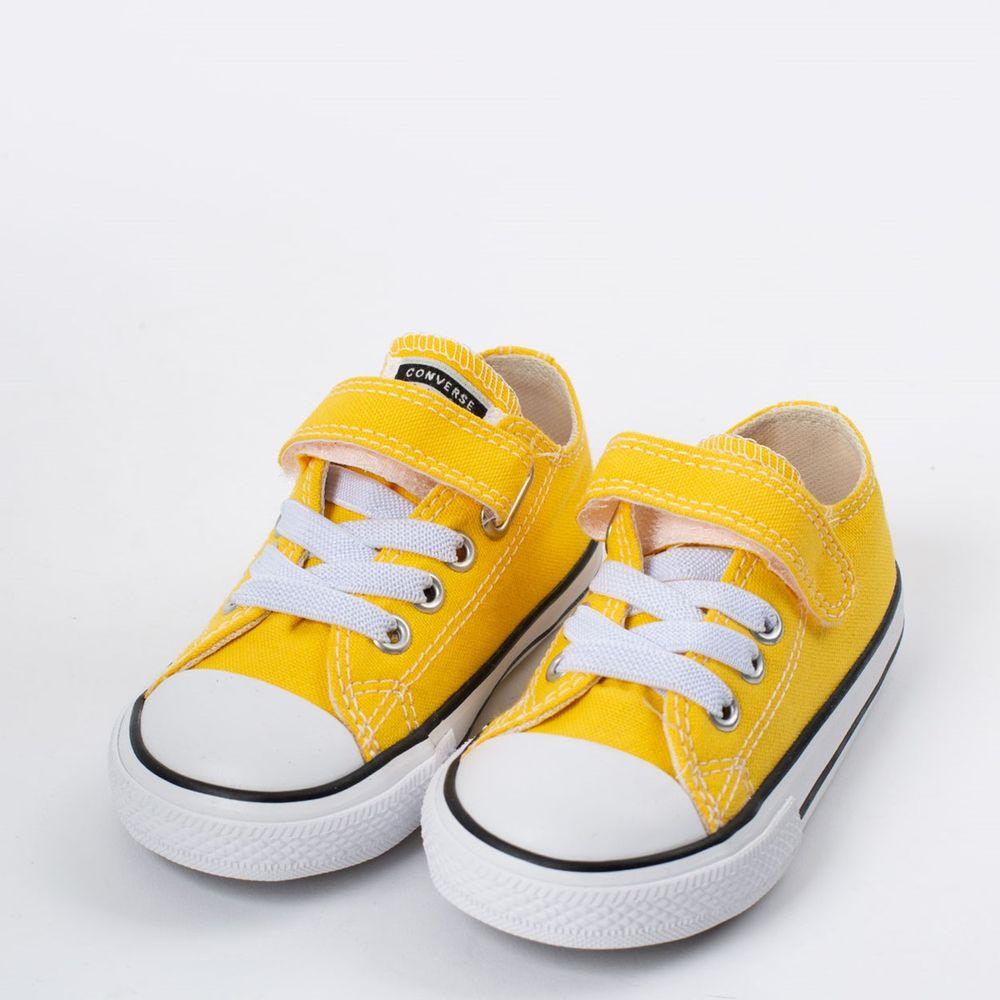 Tenis-Infantil-Converse-All-Star-Amarelo-1V--18-a-25-