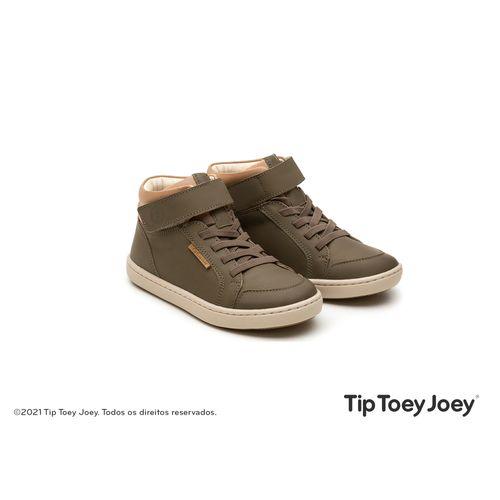 Bota-Tip-Toey-Joey-Little-Alle-Verde-Musgo