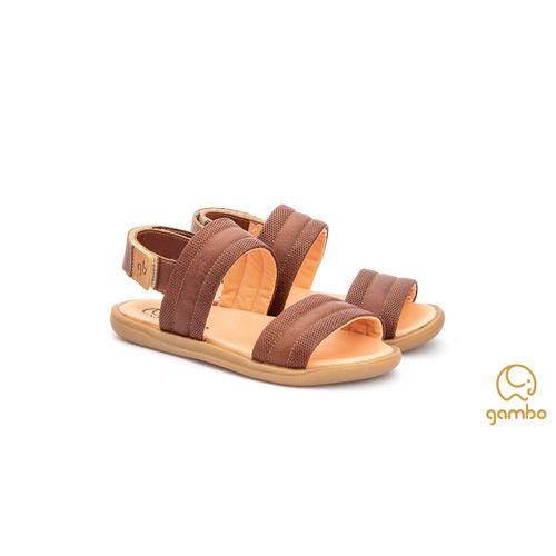 Sandalia-Infantil-Gambo-Baby-Kids-Marrom-Conhaque
