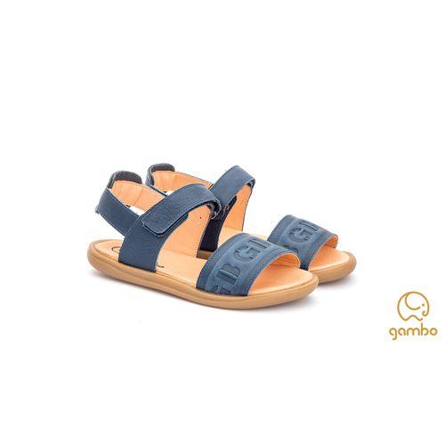 Sandalia-Infantil-Gambo-Baby-Azul-Indigo-New