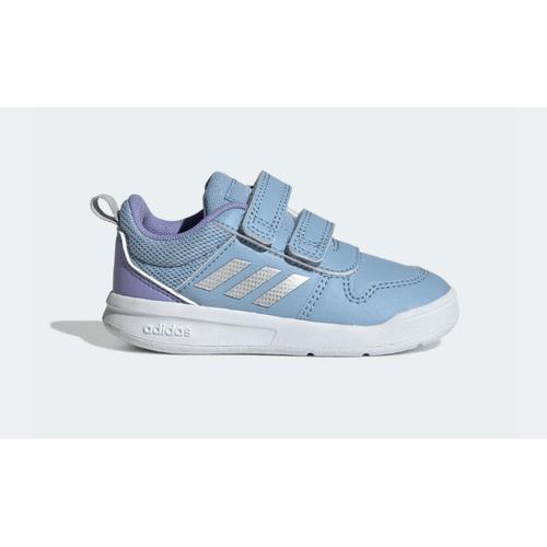 Tenis-Infantil-Adidas-Tensaur-Velcro-Azul-Claro