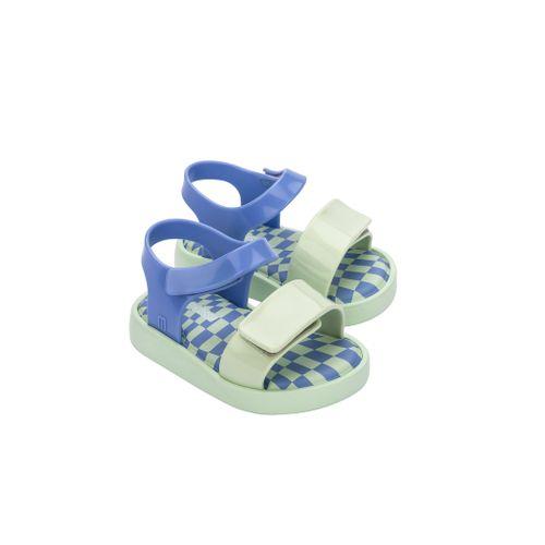 sandalia-mini-melissa-jump-azul-e-verde